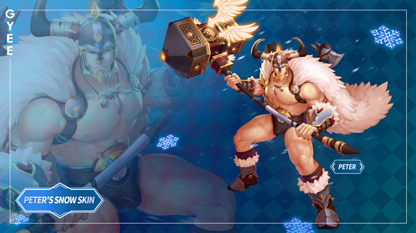 【New Skin】Peter's SnowSkin